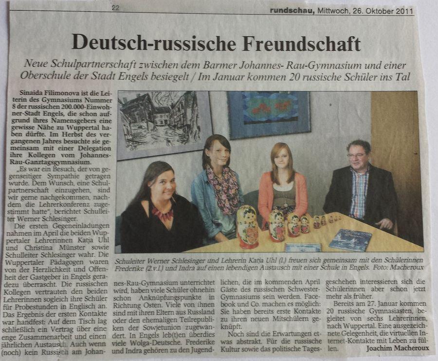 2011-10-26-WR-Deutsch-russische Freundschaft