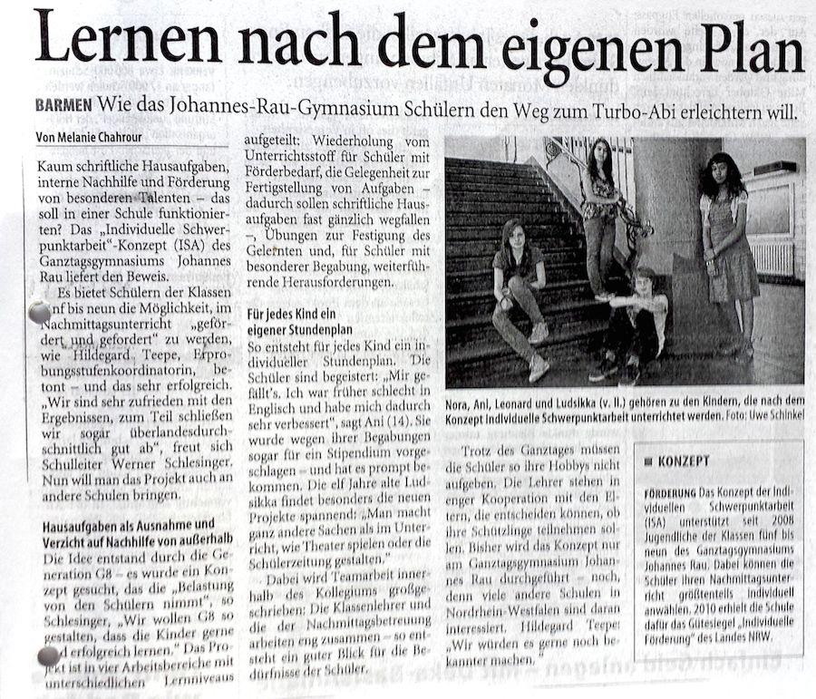 2012-09-11-WZ-Lernen nach Eigenem Plan