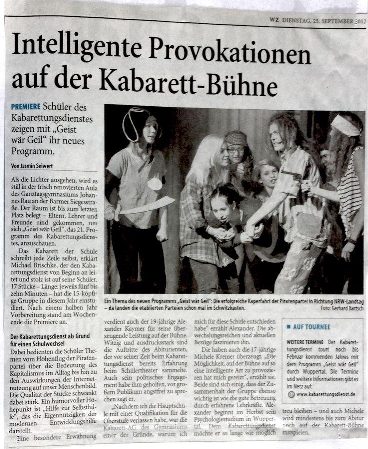 2012-09-25-WZ-Intelligente Provokation